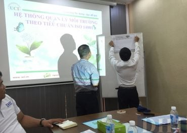 DHI trainning ISO 14001:2015