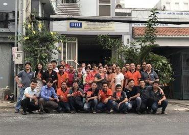 DHI Family - Đầu năm họp mặt nhận lì xì may mắn 2019