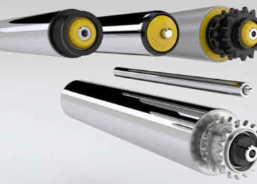 Rulmeca - Giải pháp về con lăn băng tải & kho động