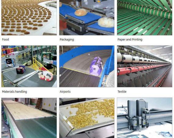 Chiorino VN - Giải pháp băng tải toàn diện
