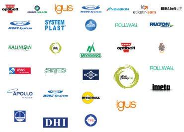 Top thương hiệu băng tải trên thế giới