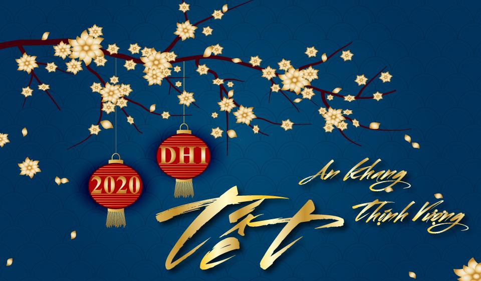 Lunar Year 2020 - DHI