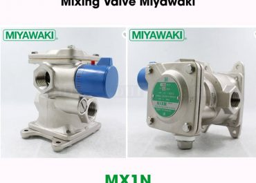 Bộ van phối trộn (Mixing valve) - Giải pháp thay thế Bộ trao đổi nhiệt