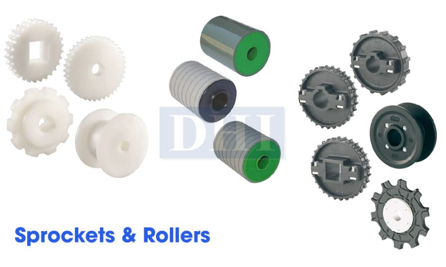 sys-sprockets-rollers